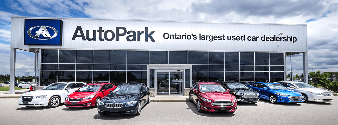 Autopark locations in ontario autopark barrie for Honda dealers ontario