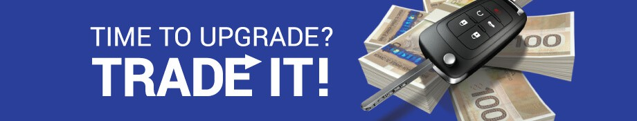 Trade-in-banner