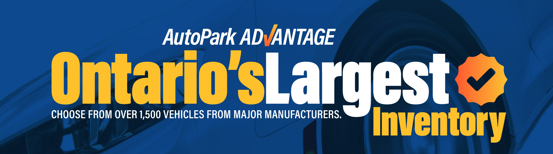 Ontario's Largest Inventory - Autopark Barrie