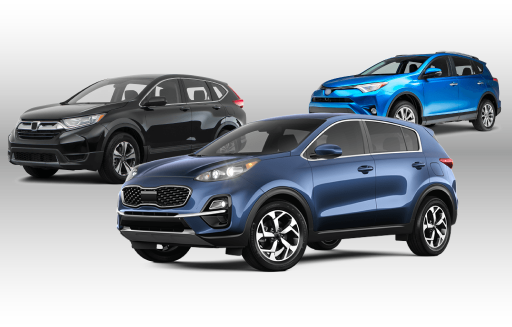 The 5 Best SUVs For Teenage Drivers