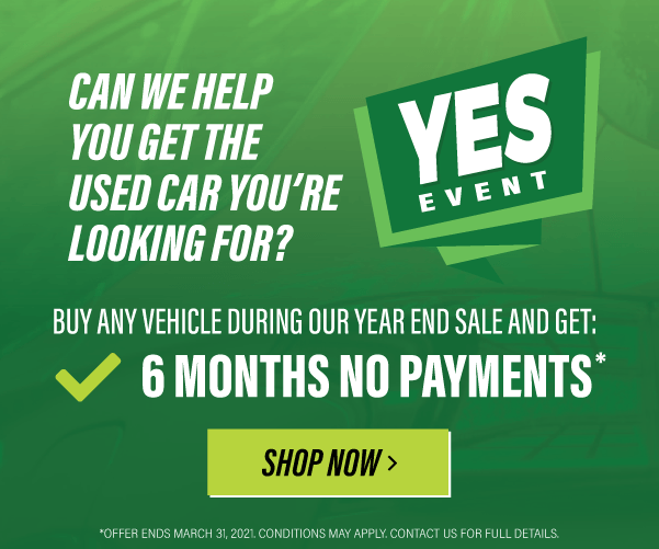 Year End Sale Used Car Dealership Barrie
